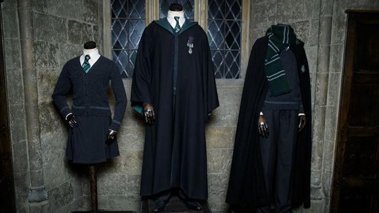 A Celebration of Slytherin at Warner Bros. Studio Tour London – The Making of Harry Potter
