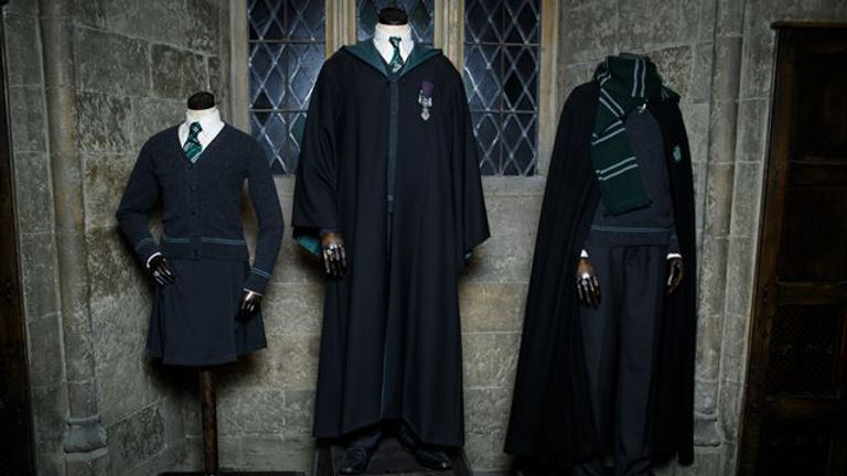 A Celebration of Slytherin at Warner Bros. Studio Tour London – The Making of Harry Potter