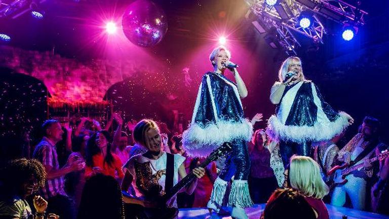 Mamma Mia! The Party at The O2