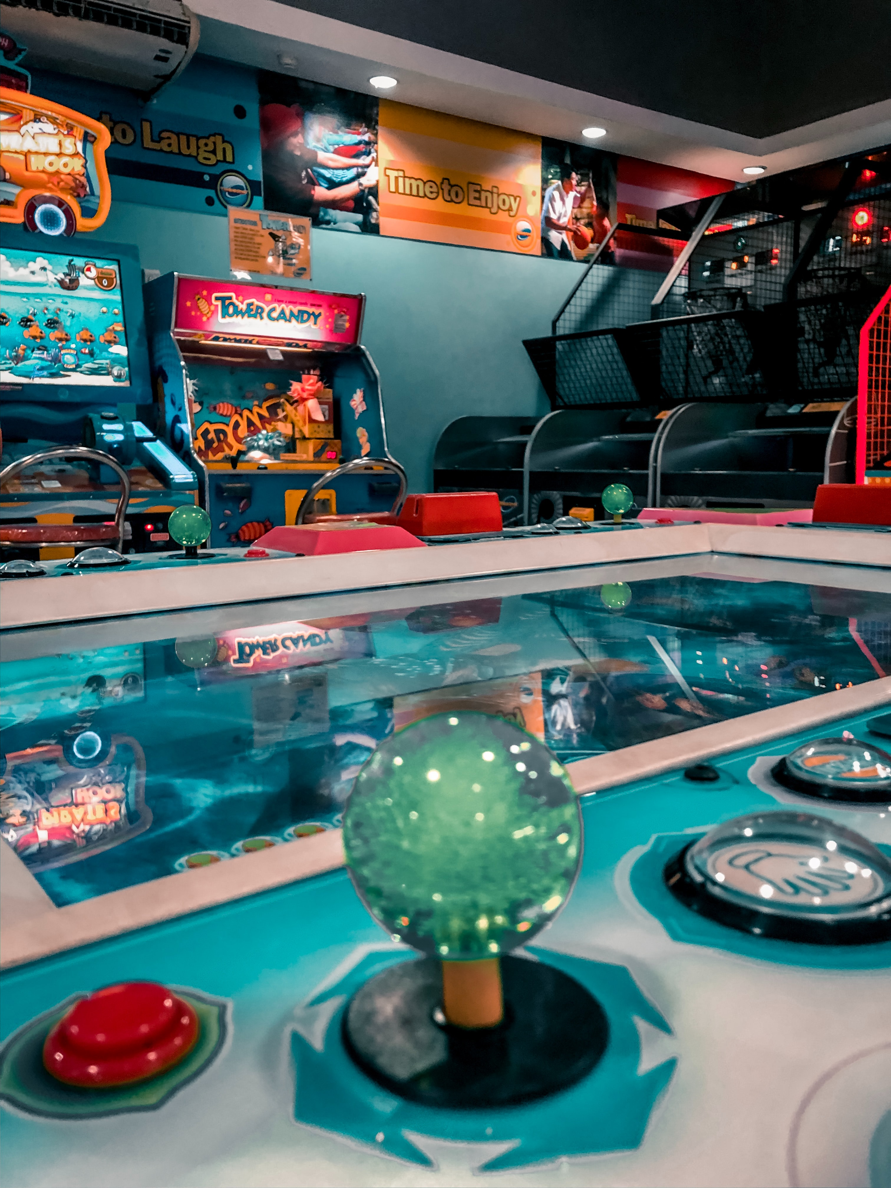 The best arcades in London