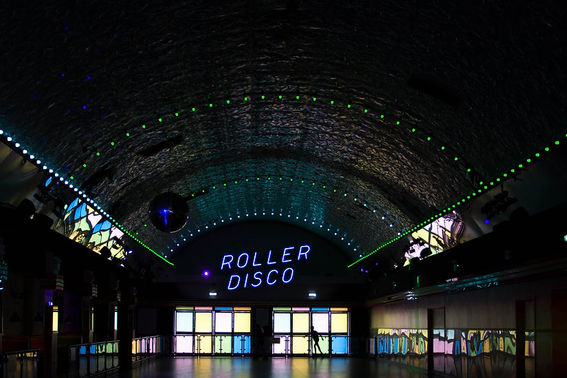Roller Disco at Roller Nation, the UK's premium night club on wheels!
