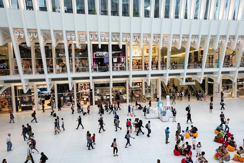 Top 10 Best Shopping Centers in England