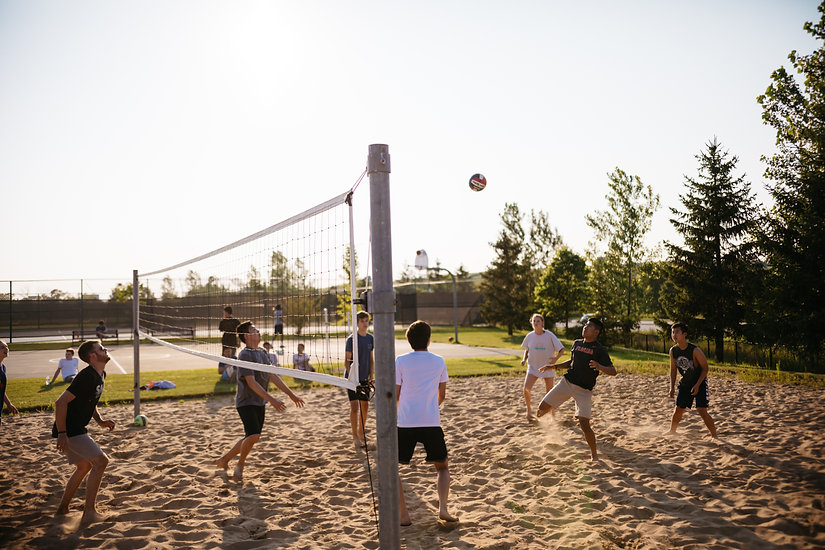 Where To Play Sport In London: Parts U And V
