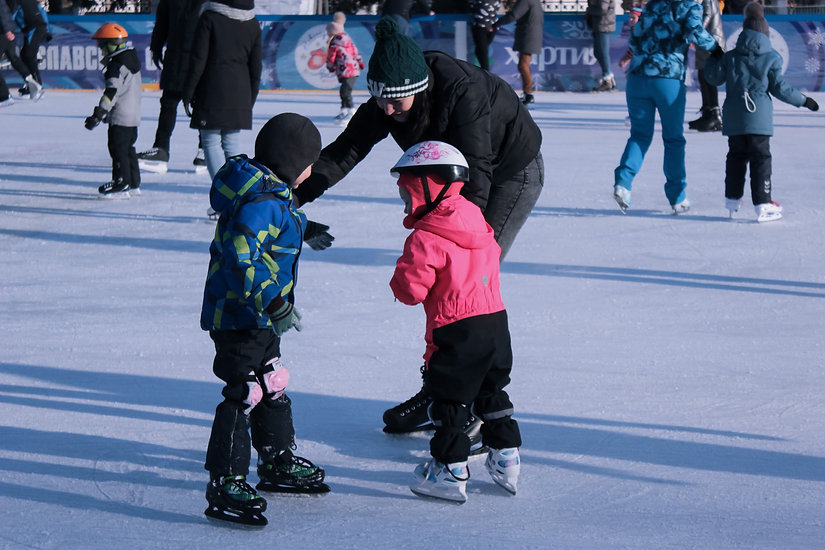 Best Ice Skating and Rollerskating In London