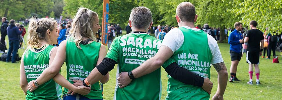 Team Macmillan