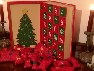 A Village Advent Calendar