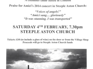 Amici in Steeple