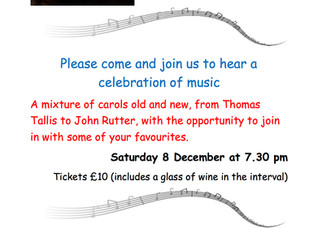 Cathedral Singers in Tackley