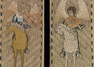 V&A Page on the Steeple Aston Cope