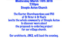 Steeple Building Project