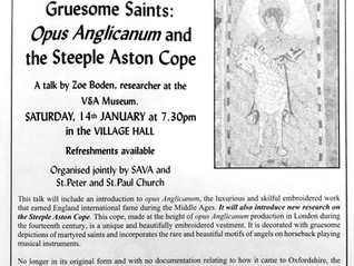 Come & Hear about the Cope