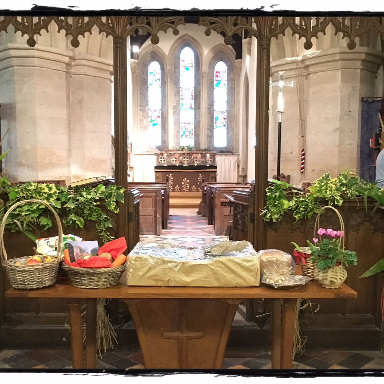 Tackley Church Harvest 2016