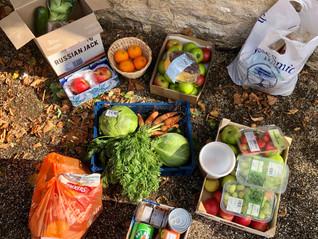 An Amazingly Generous Harvest!