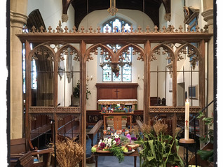 Harvest in the Benefice
