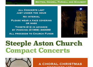 Steeple Aston Compact Concerts