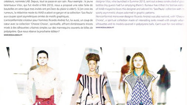 WADMAG - SAO PAULO CATWALK REVIEW
