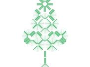 CHRISTMAS ILLUSTRATION FOR LLIBRERIA EL NINOT