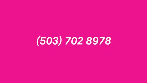 (503) 702 8978 - CALL ME