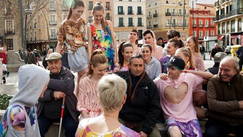 REBORN FLASHMOB MADRID