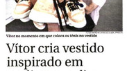 DIARIO DE NOTICIAS - SAO PAULO VITOR + ADIDAS INTERVIEW