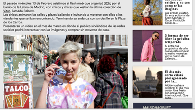 NEO2 SPAIN -  REBORN FLASHMOB MADRID REVIEW