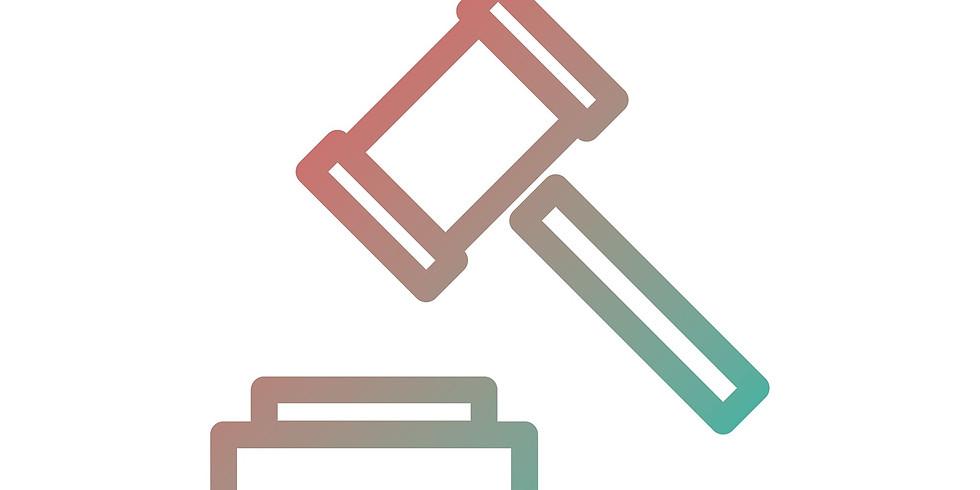 10.5 16:00 טלי גל - בתי משפט קהילתיים: מהפכה בטיפול בעבריינים