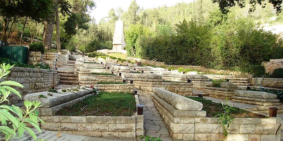 סיפור בית הקברות בקרית ענבים - שי בייטנר 28.4 10:00