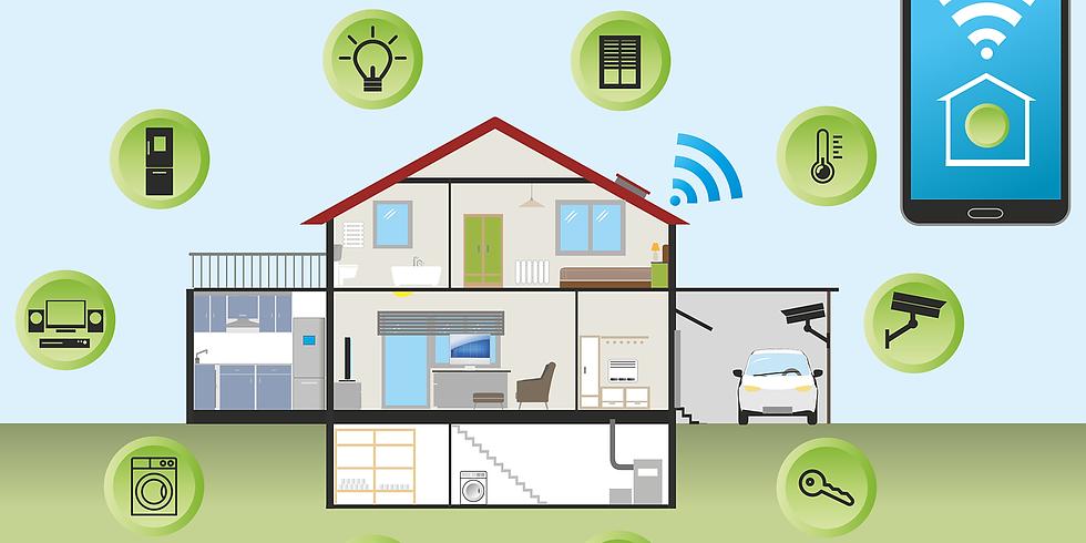 בית חכם- חיבור מוצרי חשמל לאינטרנט 12.10 16:00