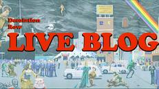 Desolation Row - Live Blog