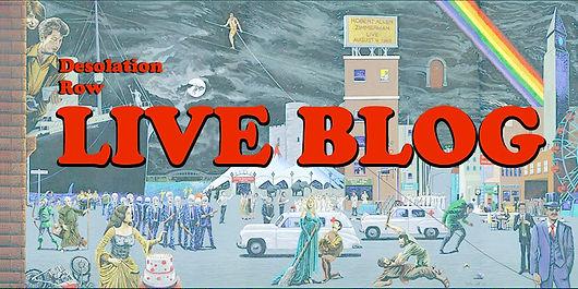 Desolation Row - Live Blog | Bob Dylan: Album By Album | A Podcast
