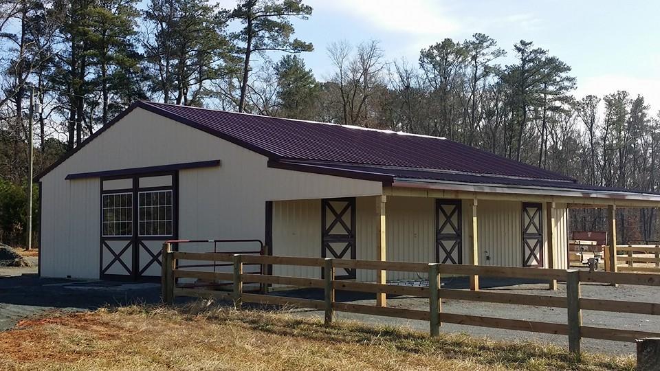 Affordable Barn Builders Pole Barns Horse Barns