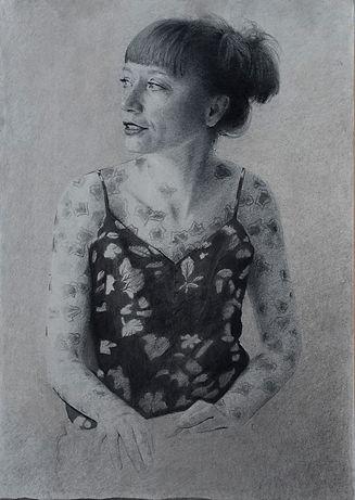 Dessin  Marie-Claire Laffaire