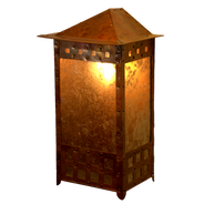 tall slender wall sconce