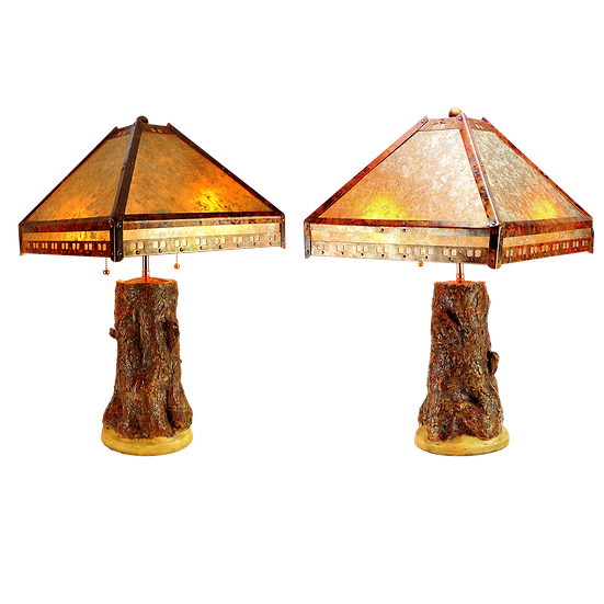 Matching Pair of Lamps    SAVE $100   #31607/08