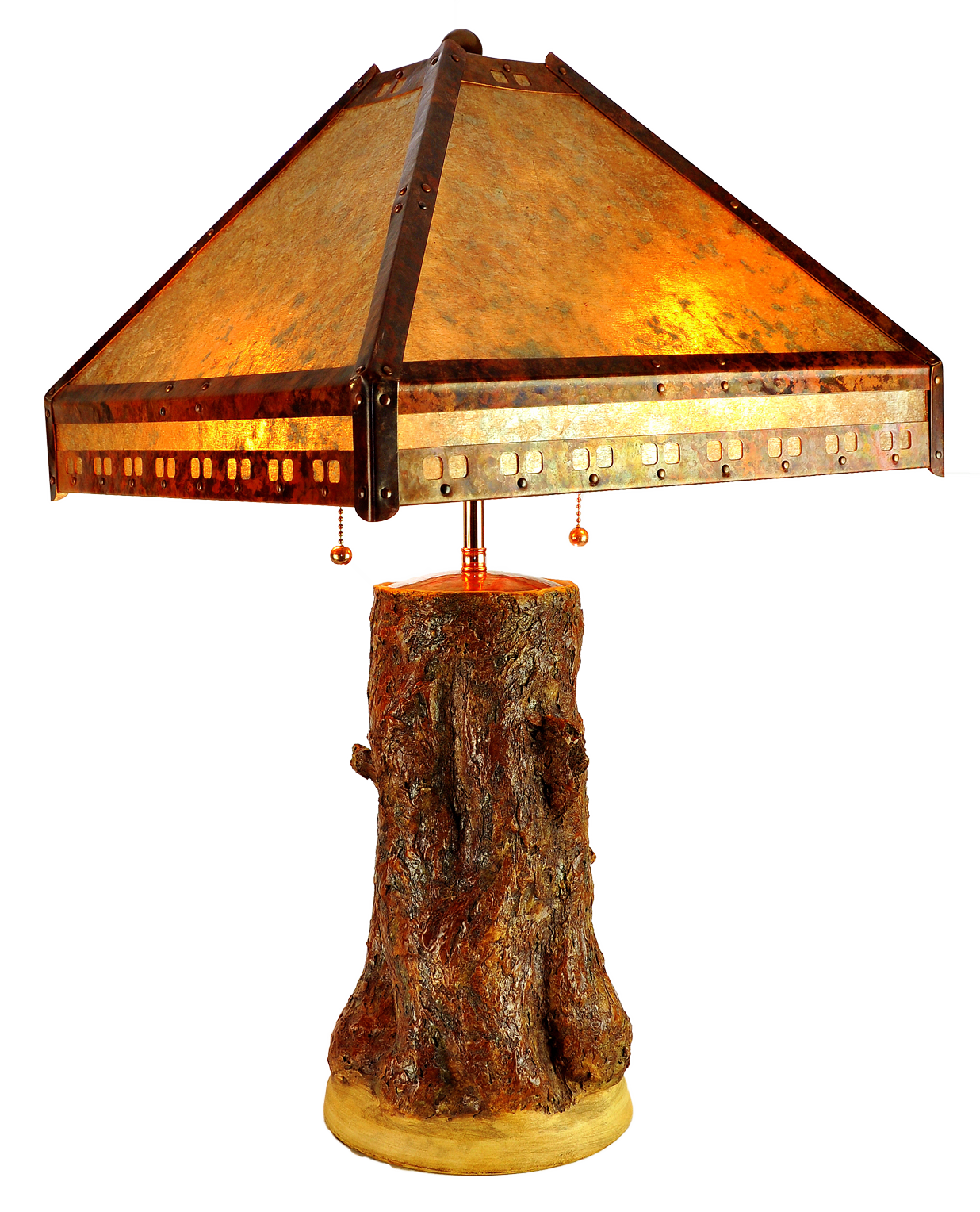 31607 tree lamp lit tran half