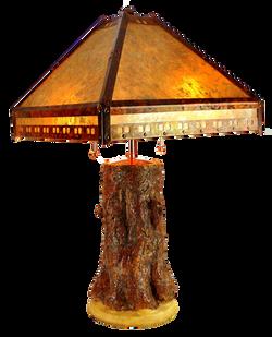 31607 tree lamp lit tran half
