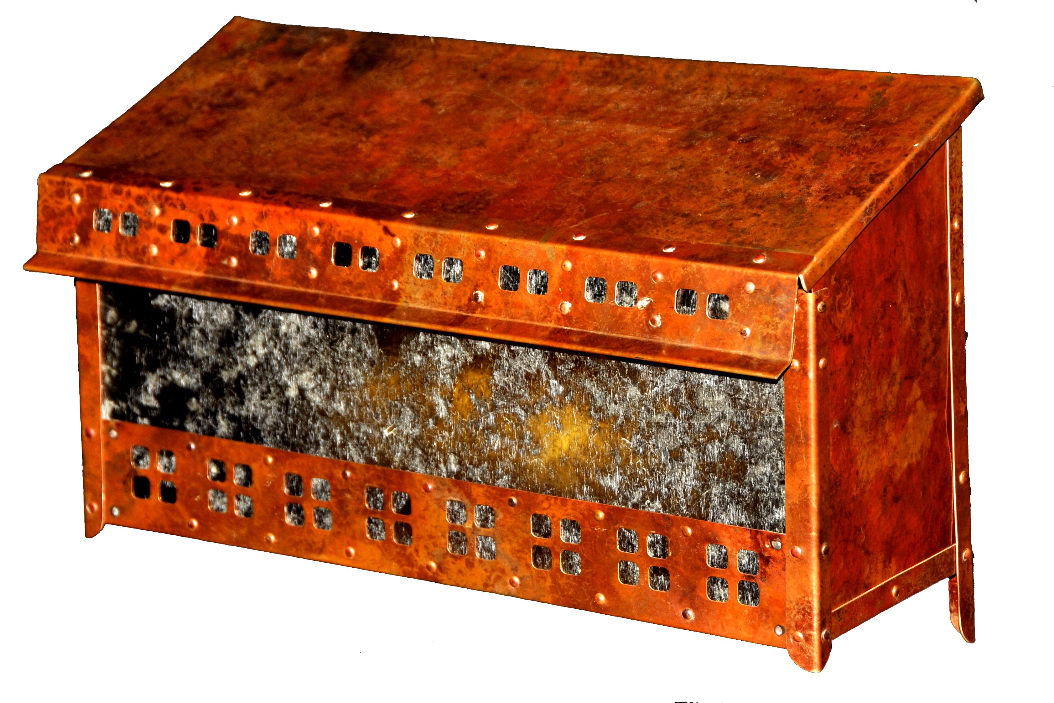 Copper Mailbox tran
