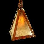 tall slender hanging pendant