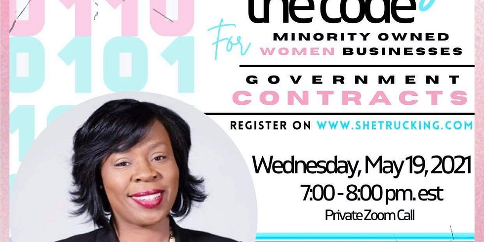 Minority Woman-Owned Government Contracts - Cracking the Code