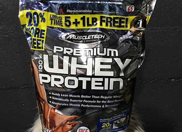WHEY PREMIUM Protein +