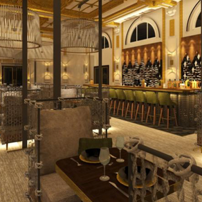 Perth's historic Palace Hotel rebooted as restaurant