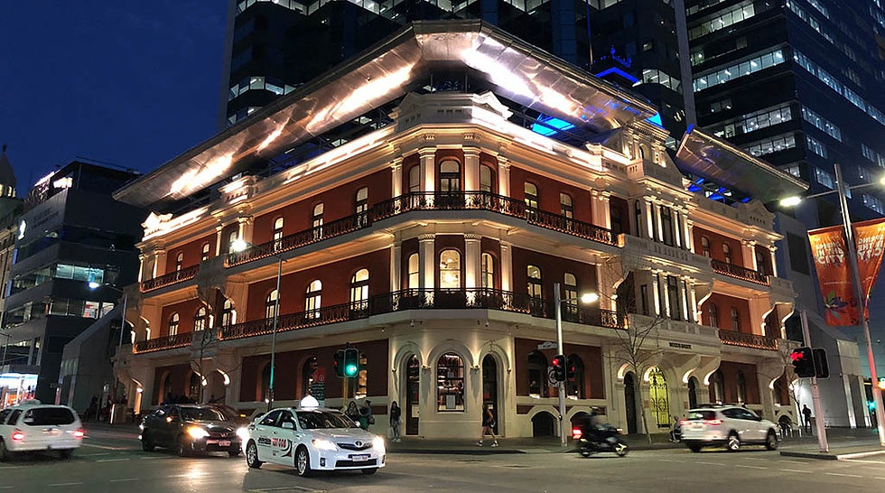 The Meat & Wine Co. Melbourne