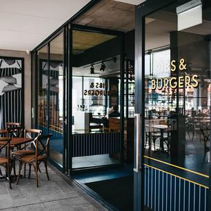 Ribs and Burgers, Drummoyne, Australia