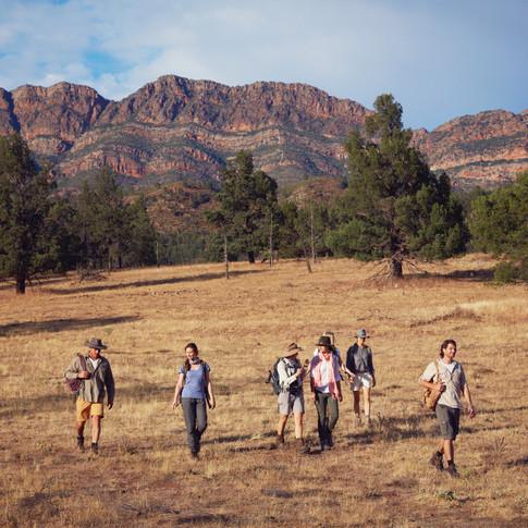 THE ARKABA WALK – SOUTH AUSTRALIA