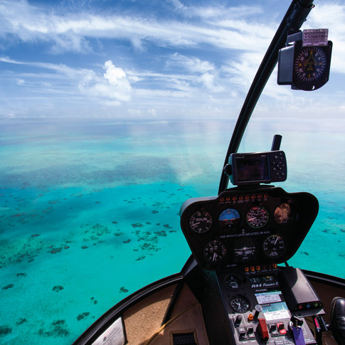 LUXURY HELICOPTER RIDES