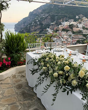 WEDDING AMALFI COAST
