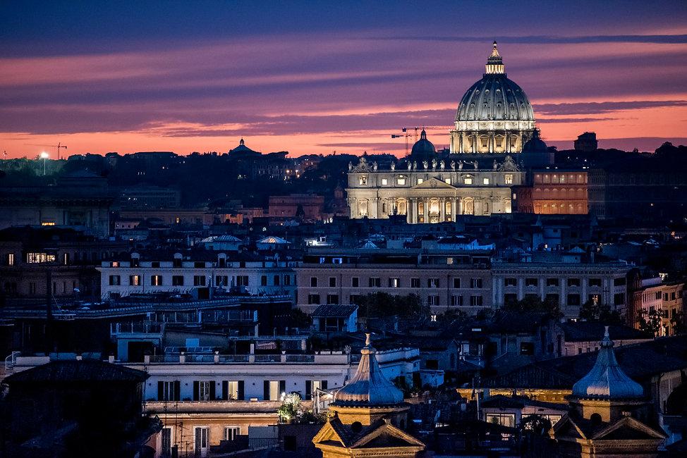 WEDDING ROME
