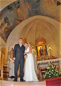 MY WEDDING IN ITALY