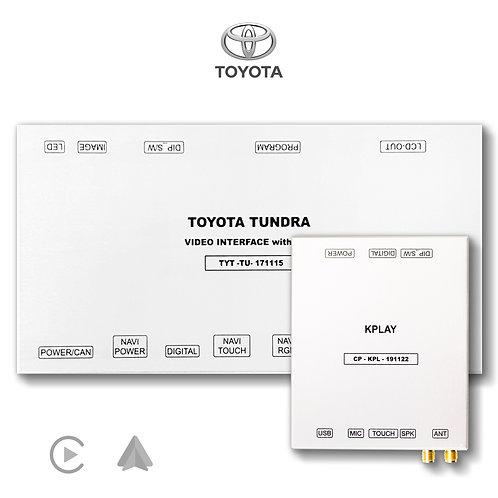 TOYOTA TUNDRA KPLAY