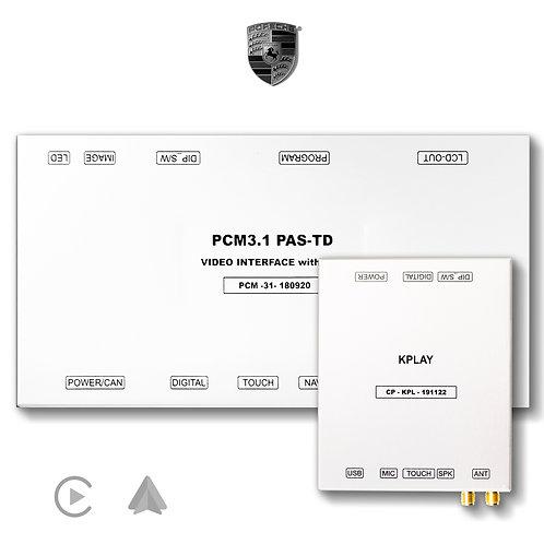 PCM3.1 KPLAY [PORSCHE]